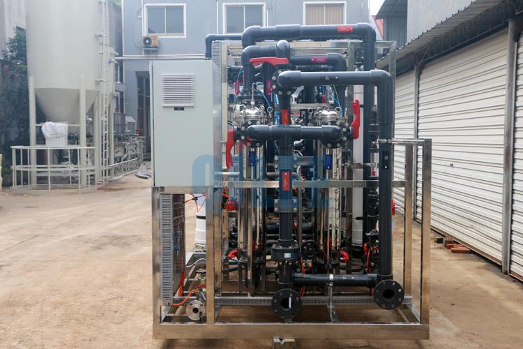 6 Stage Reverse Osmosi System
