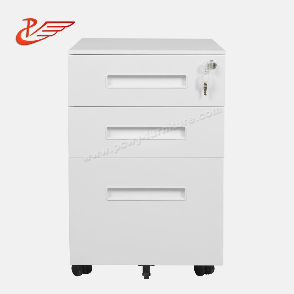 3 drawer Mobile Pedestal/Cabinet
