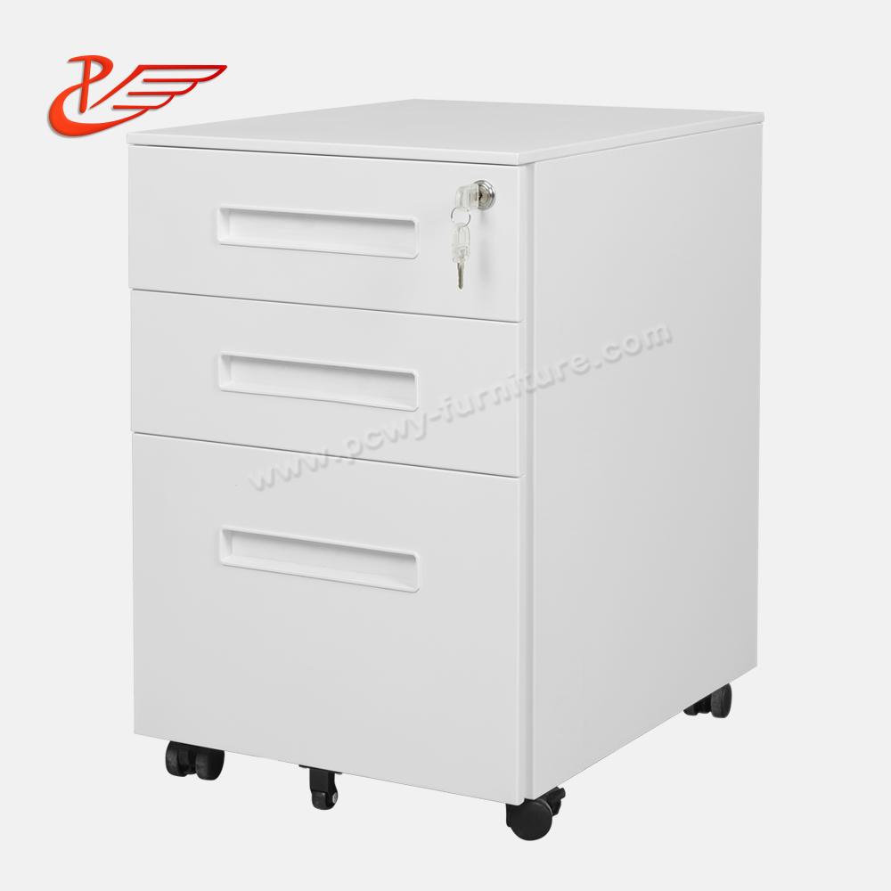Pengcheng Flat,Side Open Mobile Pedestal/Cabinet