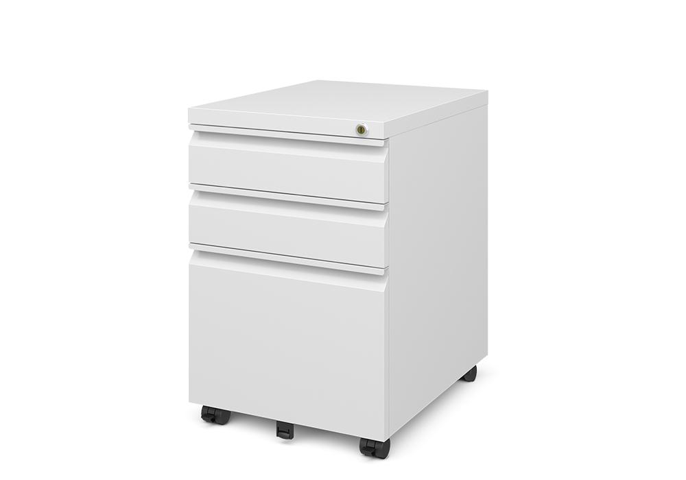 PCP-390D Steel Mobile Pedestal/Cabinet