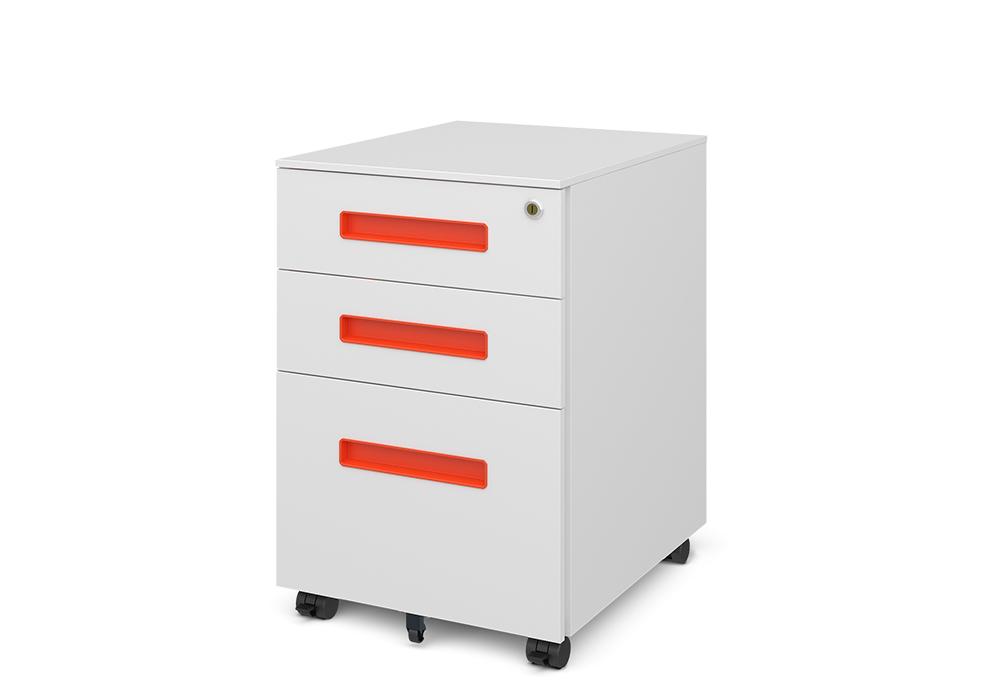 PCP-390C Mobile Pedestal/Cabinet