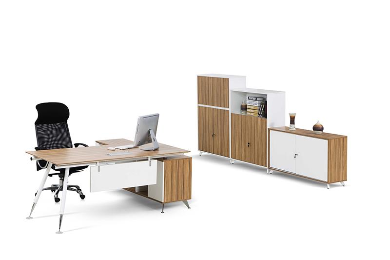 ED01 Office L-shape Corner Desk